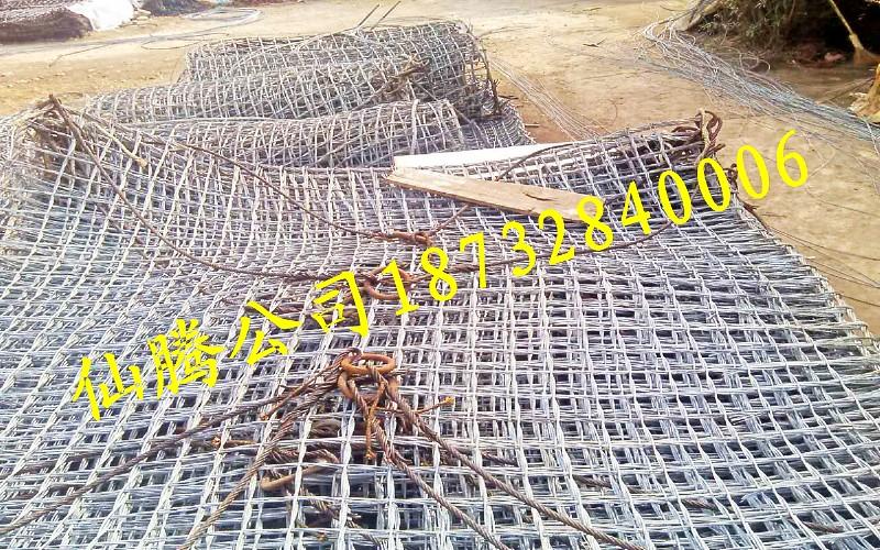 钢丝绳网兜