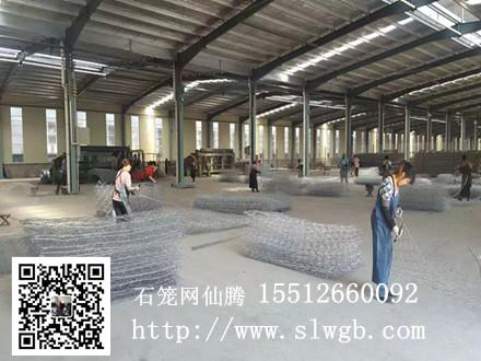新疆铅丝地笼网