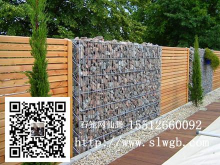 黄骅格宾石笼挡墙