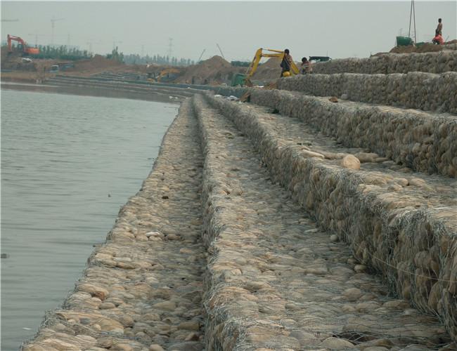 黑龙江河道石笼网