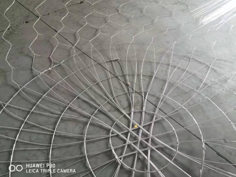800kg合金钢网石兜